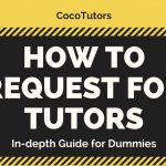 Guide on: How to Request for Tutors